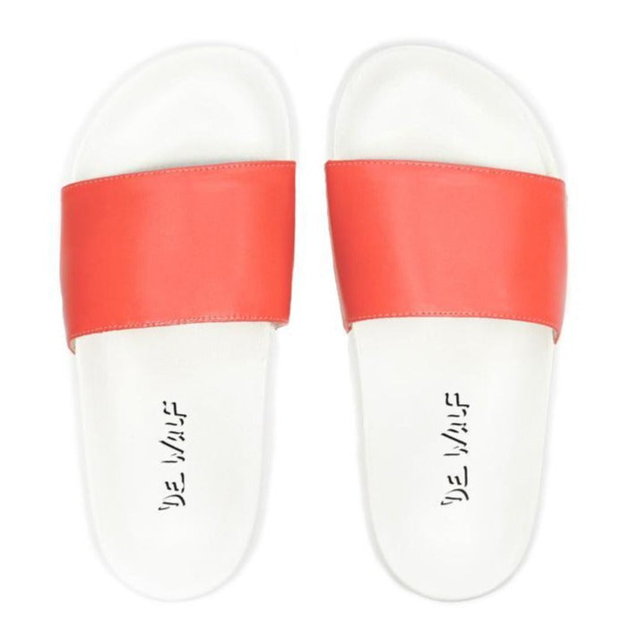 De wulf footwear, de wulf shoes, dewulf, men shoes, men slides, men flip flops, men leather shoes, men coral slides, coral flip flops