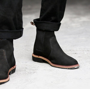DE WULF Footwear, black Chelsea boots men, black shoes men, casual shoes men, best shoes for men, best Chelsea boots for men, casual shoes for men