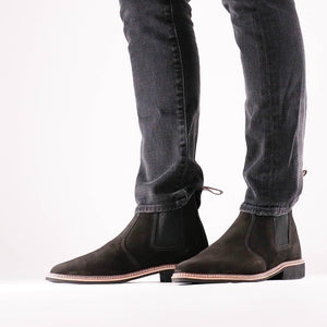 Tradition Men Black 10_DW Chelsea Boots Men_Black 2_chelsea botos men, de wulf shoes, de wulf men shoes, chelsea boots leather, men chelsea boots leather, black leather boots for men.jpg