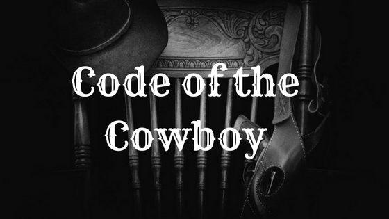 Code of the Cowboy