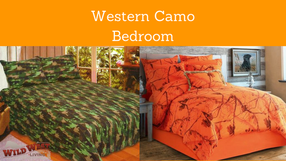 News U2014 Western Camo Bedroom