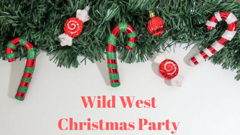 Western Christmas Party