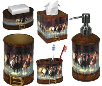 Bring the Wild West to Your Bathroom