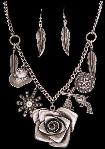 Wild West Living Western Jewelry