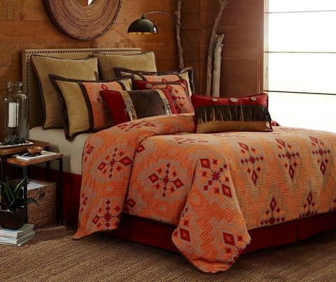 Wild West Living western bedding