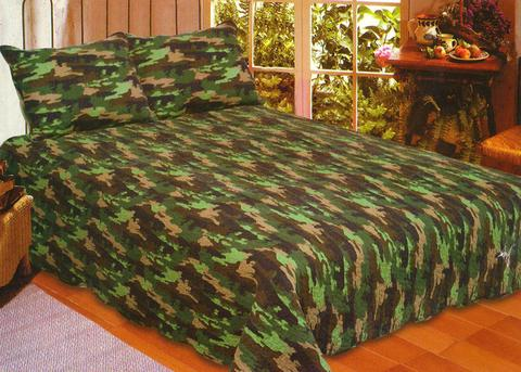 Add Camo To Your Western Bedroom