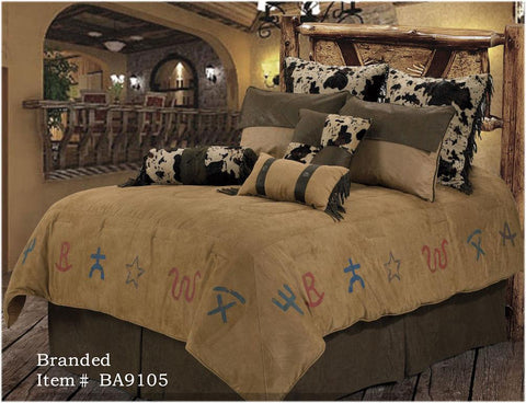 Wild West Living Branded Bed Collection