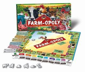 Wild West Living Farm-opoly