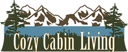 Cozy Cabin Living Logo