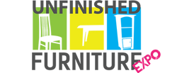 Unfinished Furniture Expo logo