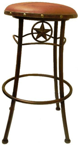 Wild West Living Boots Western Barstool