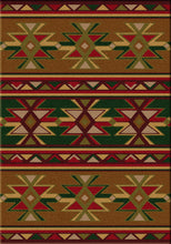 "Load image into Gallery viewer, ""Dakota Star""  Area Rugs - Choose from 6 Sizes!"