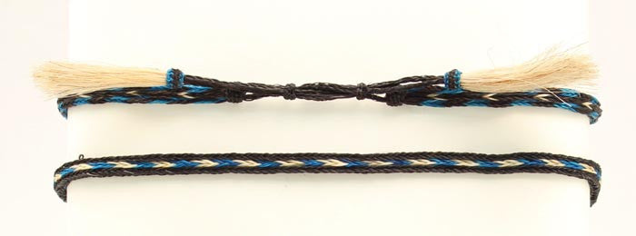 Three Strand Color Horsehair Hat Band