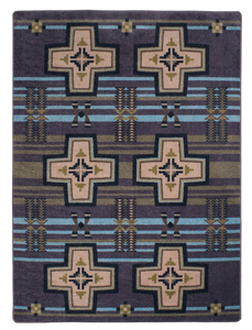 """Grand River Night Sky"" Southwestern Area Rugs - Choose from 6 Sizes!"