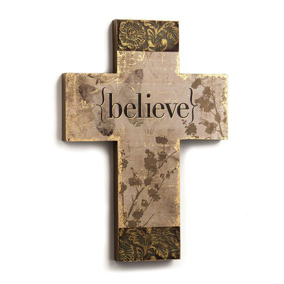 """Believe"" Wall Cross"