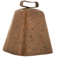 Rusty Patina Metal Cowbell