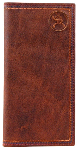 Hooey Roughy Brown Rodeo Wallet