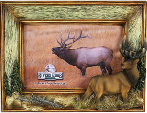 "Elk Photo Frame - 4"" x 6"""