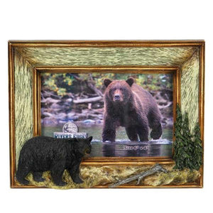 "Bear Photo Frame - 4"" x 6"""