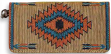 "Load image into Gallery viewer, ""Diamond Arrow"" Woven Ladies' Wallet"