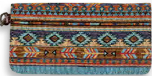 """Native Blanket"" Woven Ladies' Wallet"