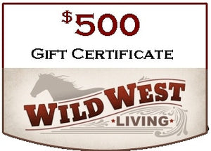 $500 Gift Certificate