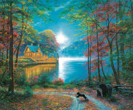 """Lakeside Dreams"" 1000 Pc  Jigsaw Puzzle"