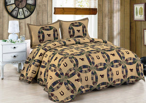 """Round Up"" Western Quilt Set Collection"