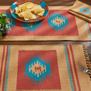 Taos Woven Table Runner (Choose From 2 Sizes)
