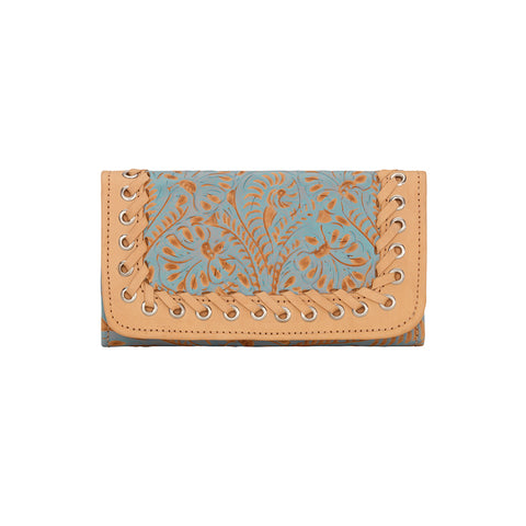 Baja Escape Ladies' Tri-Fold Wallet- 3 Colors Available!