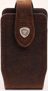 Western Brown Rowdy Cell Phone Holder - Fits iPhone 6/7/8