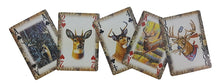 Load image into Gallery viewer, Deer Camo APG Playing Cards - Single Deck