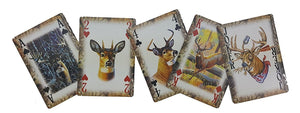 Deer Camo APG Playing Cards - Single Deck