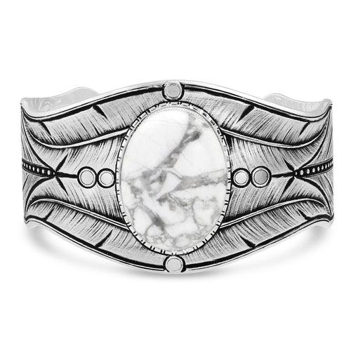 Birch Creek Western Cuff Bracelet - Made in the USA!