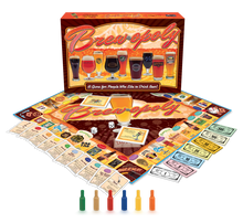 Load image into Gallery viewer, Brew-opoly Western Board Game