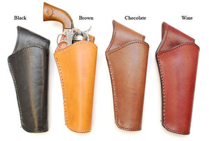 Leather Cross Draw Holster