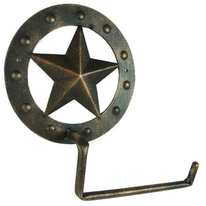 Toilet Paper Holder - Star - Metal