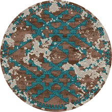 "Load image into Gallery viewer, ""Distressed Fresco"" Western Area Rugs - Choose from 6 Sizes!"