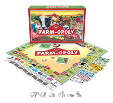 Load image into Gallery viewer, Farm-opoly Western Board Game