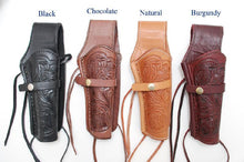 Load image into Gallery viewer, Hand Tooled Leather Holster