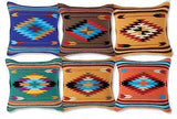 """Cabo"" Southwest Pillow Covers - 6 Colors Available!"
