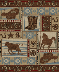 """Desperado"" Area Rug Collection"