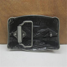 "Load image into Gallery viewer, ""Redneck And Proud Of It!"" Metal Belt Buckle"