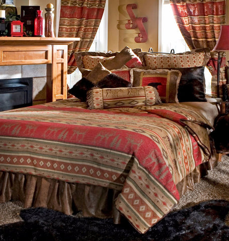 Adirondack Style Western Bedding Set Jb1100 Wild West Living