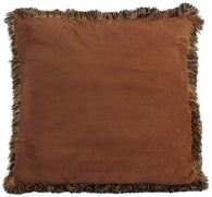 "Autumn Trails Euro Sham - 27"" x 27"""