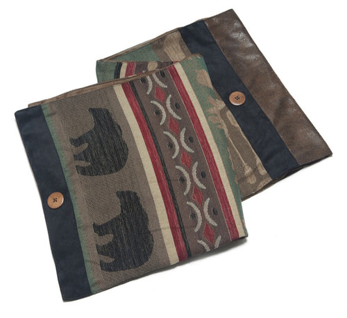 Backwoods Collection Table Runner