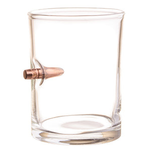 Bullet in the Glass Western Kitchen Decor