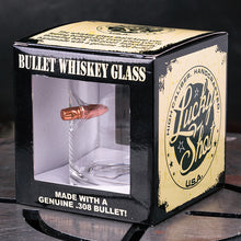 Load image into Gallery viewer, Bullet Wiskey Glass Mug