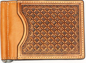 Nocona Leather Money Clips - 4 Colors Available!