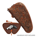 Tooled Leather Gun Cases with  - 3 Sizes Available!